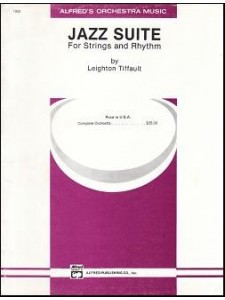 Jazz Suite No.1 (for String and Rhythm)
