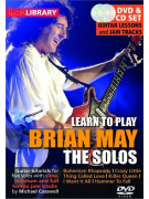 Lick Library: Learn To Play Brian May - The Solos (DVD)