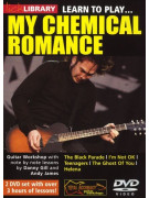 Lick Library: Learn To Play My Chemical Romance (DVD)