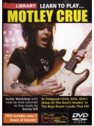 Lick Library: Learn To Play Motley Crue (DVD)