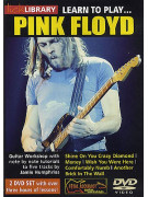 Lick Library: Learn To Play Pink Floyd (DVD)