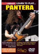 Lick Library: Learn To Play Pantera (DVD)