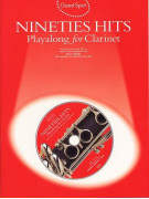 Guest Spot: Nineties Hits for Clarinet (book/CD Play-Along)