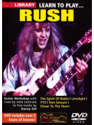 Lick Library: Learn To Play Rush (2 DVDs)