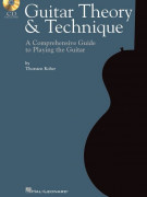 Guitar Theory & Technique (book/CD)