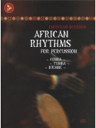 African Rhythms for Percussion (book/CD)