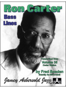 Bass Lines Transcribed From Volume 35 Aebersold