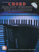 Chord Melody Method For Accordion (book/CD)