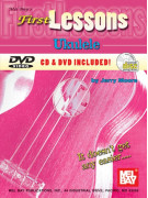 First Lessons Ukulele (book/CD/DVD)