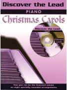 Discover the Lead: Christmas Carols for Piano (book/CD play-along)