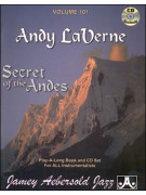 Volume 101: Andy Laverne - Secret of the Andes (book/CD)