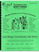 Contemporary Jazz Rhythms for Trumpet 3&4 (book/2 CD)