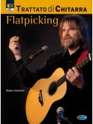 Trattato di chitarra flatpicking (libro/CD-Rom)
