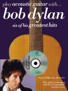 Play Acoustic Guitar with Bob Dylan (book/CD)