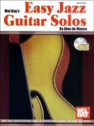 Easy Jazz Guitar Solos (book/CD)