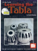 Learning the Tabla Vol.1 (book/CD)