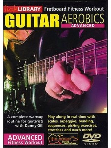 Guitar lick library