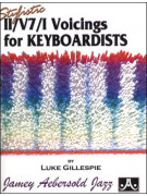Stylistic II/V7/I Voicings for Keyboardists