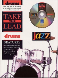 Take the Lead: Jazz for Drums (book/CD play-along)
