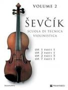 Scuola di Tecnica Violinistica - Vol. 2