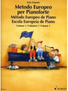 Metodo europeo per pianoforte