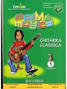 Prima Musica - Chitarra Classica Volume 1