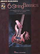 6-String Bassics (book/CD)