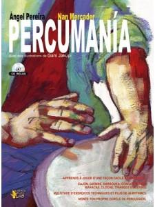 Percumania (BOOK/cd)