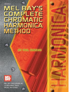 Complete Chromatic Harmonica Method (book/CD/DVD)