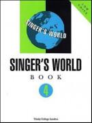 Singer's World Book 4 (Low Voice)