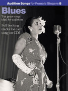 Audition Songs for Female Singers: Blues (book/CD sing-along)