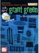 Essential Jazz Lines in the Style of Grant Green for Guitar (book/CD play-along)