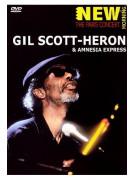 Gil Scott-Heron & Amnesia Express - The Paris Concert (DVD)