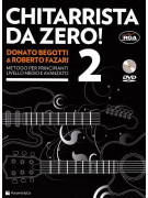 Chitarrista Da Zero 2 (book/DVD)