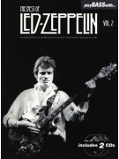 Play Bass with...The Best of Led Zeppelin vol.2 (book/2 CD)