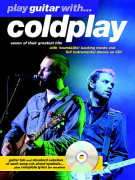 Play Guitar With Coldplay (book/CD play-along)
