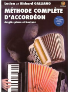 Methode Complete d'Accordeon (book/CD)