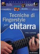 Tecniche di Fingerstyle per chitarra (libro/CD)
