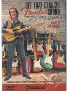Get That Classic Fender® Sound (DVD)