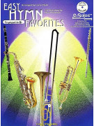 Easy Hymn Favorites Bb Trumpet (book/CD play-along)