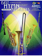 Easy Hymn Favorites Bb Clarinet (book/CD play-along)