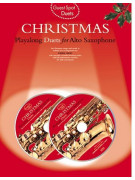 Guest Spot: Christmas Playalong Duets For Alto Sax (book/2 CD)