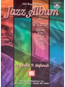 Jazz Album for Piano (book/CD)