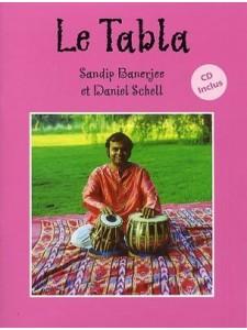 Le Tabla (book/CD)
