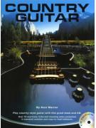 Alan Warner: Country Guitar (Book/CD)