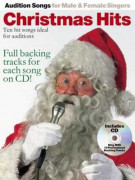 Audition Songs For Male & Female Singers: Christmas Hits (book/CD)