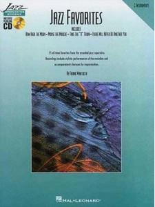 Jazz Favorites - C Instrument (book/CD)