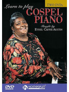 Learn to Play Gospel Piano (2 DVD)