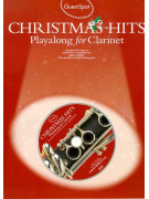 Guest Spot: Christmas Hits Playalong For Clarinet (book/CD)