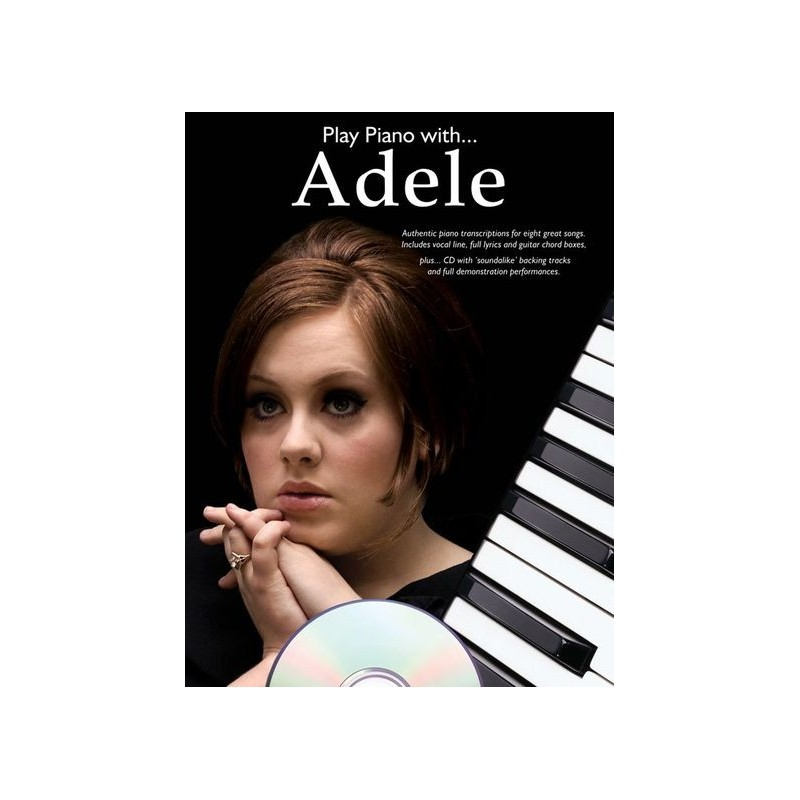 Play Piano With Adele Birdlandjazz